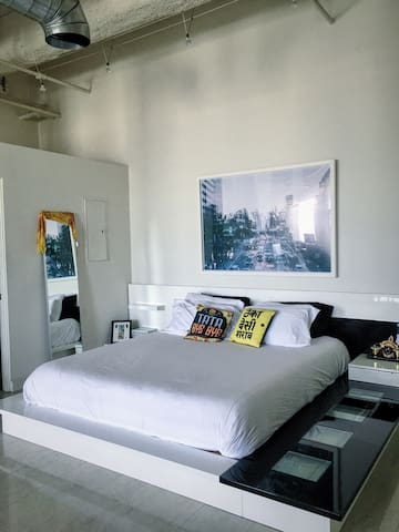Stunning Studio in DTLA - Los Angeles - Pis