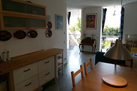 Peaceful apartment in seaside gated community - Arenzano - Lakás