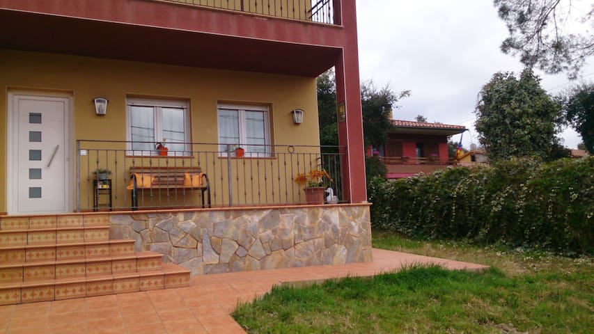 Nature house near to Costa Brava - Caldes de Malavella - House