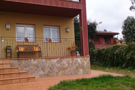 Nature house near to Costa Brava - Caldes de Malavella