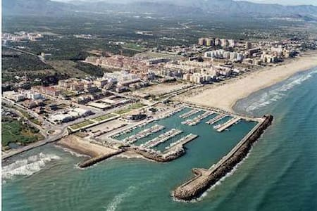 Acogedor apartamento a 5 minutos de la playa - Canet d'en Berenguer - Квартира