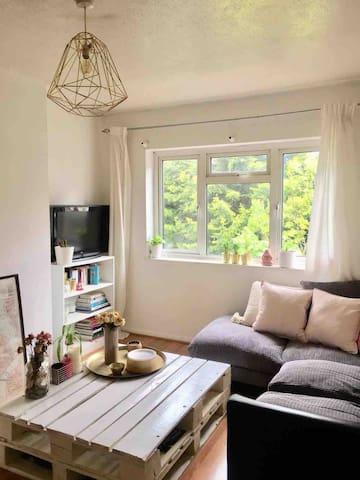 Cosy and warm flat New Cross - 2 min From station