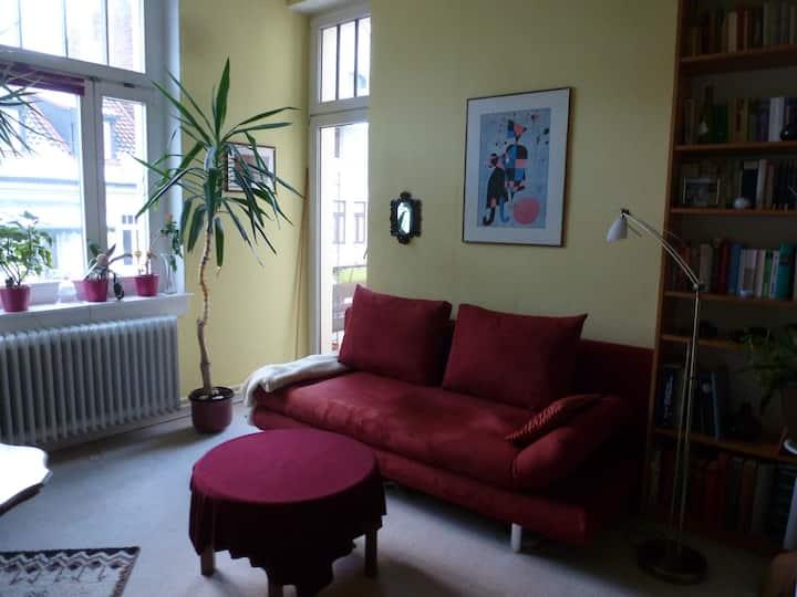 NR-Zimmer, zentral mit  sehr guter ÖNV-Anbindung..