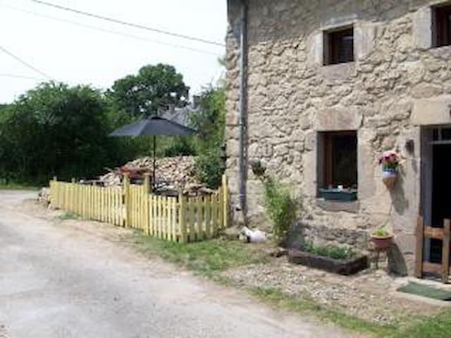 la petite maison - Saint-Chabrais - Rumah
