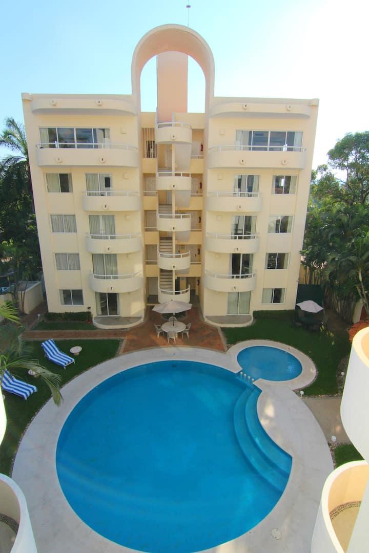 Habitación privada Acapulco Diamante 2 albercas