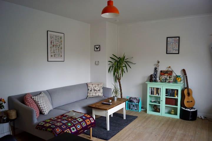 Cozy apartment close to beach and city centre!