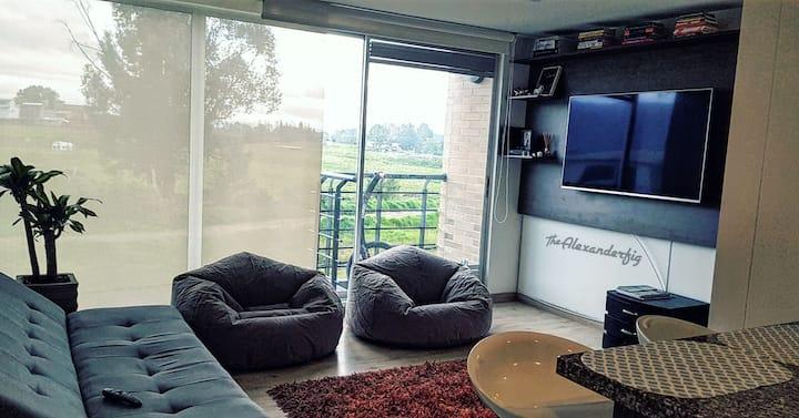Habitación amoblada Cajica