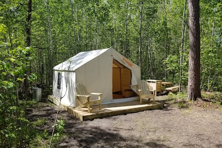 Tentrr Signature Site - Loon Site at Evergreen Bay Resort