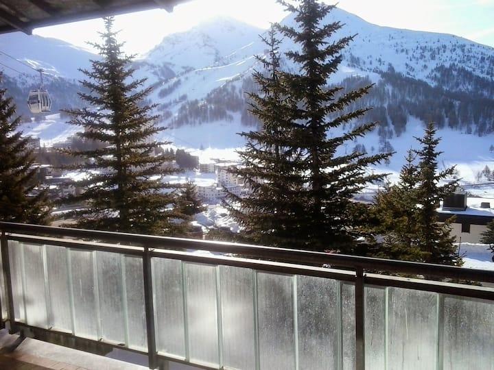 Affitasi appartamento per sciatori