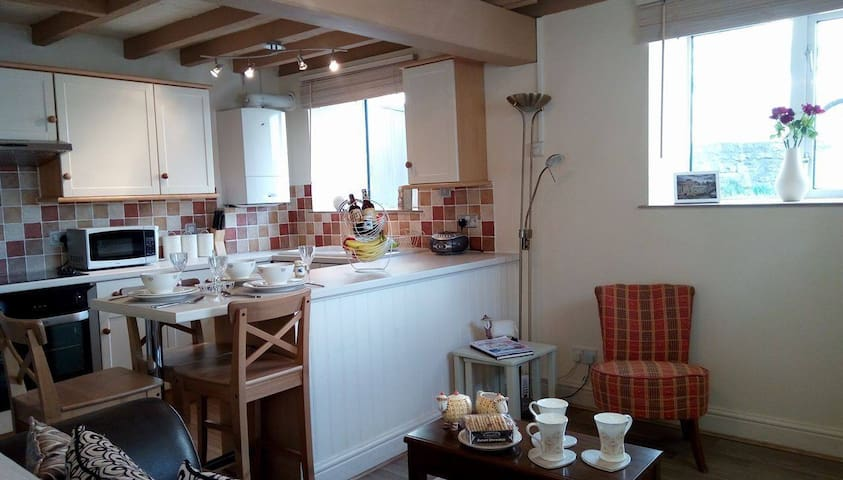 Newly furnished Dairy Cottage in Masham 瑪森民宿 - 马瑟姆Masham - Inny