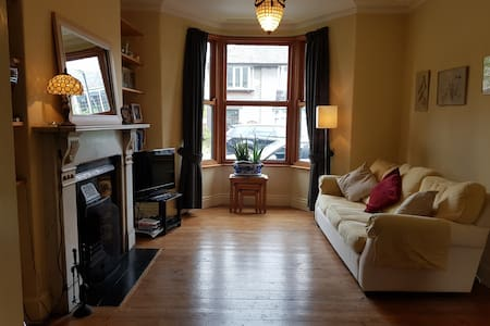 Single room in lovely Victorian terrace
