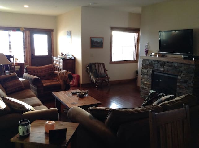 Ski In - Ski Out/Golf Condo Shared - Kimberley - Ortak mülk