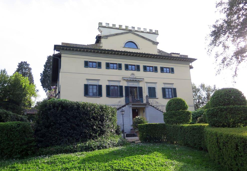 Villa Cappiardi ai Lecci