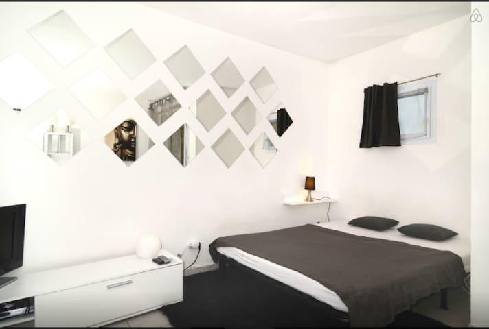 Charmant Studio Aix en Provence Nord - Venelles - Wohnung
