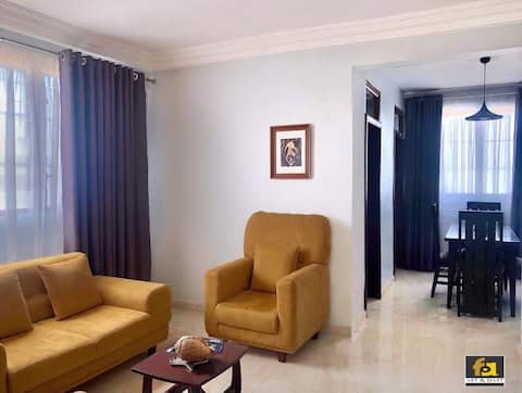 Emmave 2 bedroom apartment in Accra