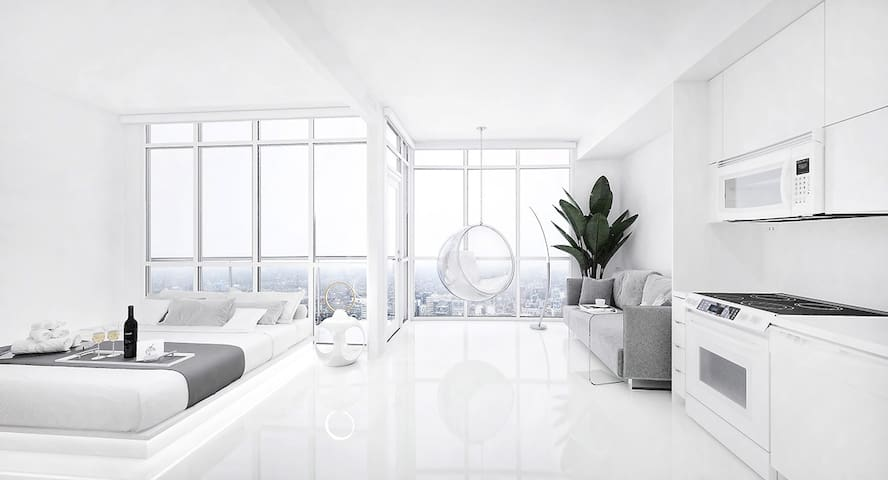 Penthouse 7: Smart Luxury Tower - Panoramic View
