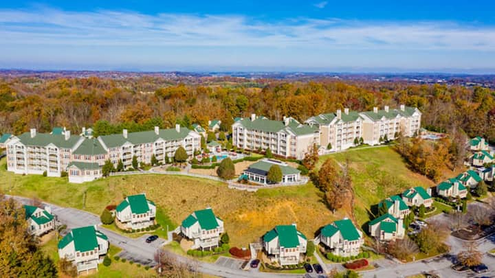One Bedroom Deluxe, Sunrise Ridge Resort (Z86)