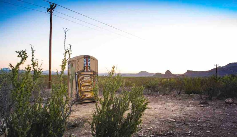 "Tin Valley Retro Rentals ""Senorita Mojave"""