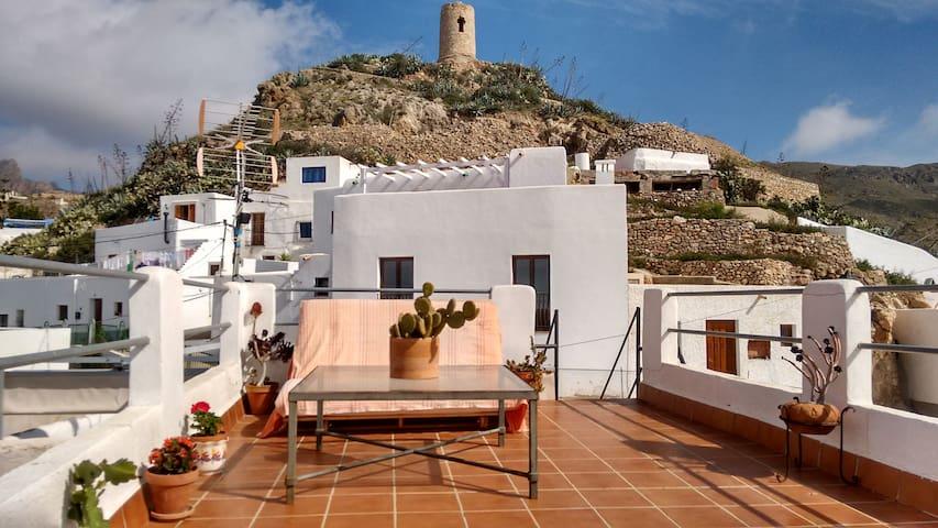 Preciosa casita en el Cabo de Gata - Níjar - Hus