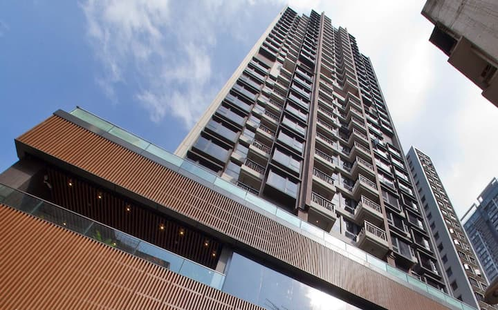 Modern 1 bed apartment in Sai Ying Pun