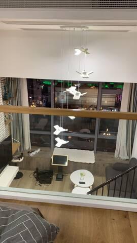沫楠loft酒店式公寓