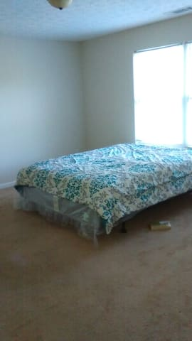 Quiet private bedroom and bathroom - Lithonia - Appartement en résidence