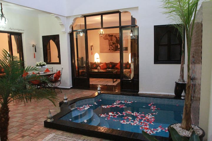 Riad ours - Marrakech - Hus