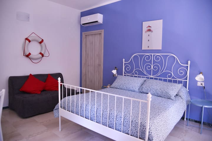 Mirò Holidays-Blue room