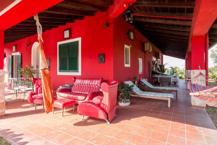 Beautiful Villa close the beach - Santa Maria del Focallo - Bed & Breakfast