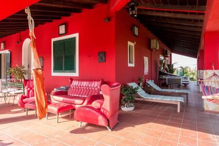 Beautiful Villa close the beach - Santa Maria del Focallo