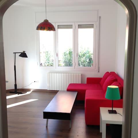 Fira Barcelona! Bonito apartamento! - El Prat de Llobregat - Apartamento