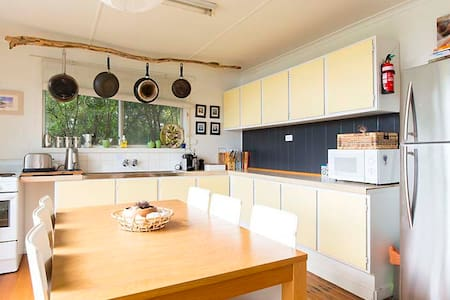 Bruny Island 'Alkira' Homely Stay *winter special* - Lunawanna - Haus