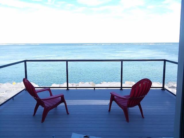 Oceanfront N Wildwood!