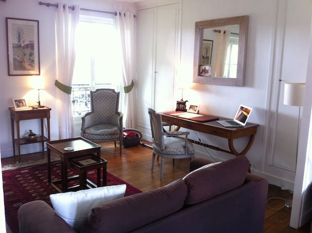 Appart familial 65m2 - 2 chambres - Le Chesnay - Apartment