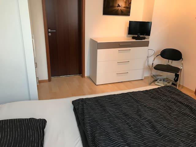 Ruhiges Zimmer in zentraler Lage von Solingen