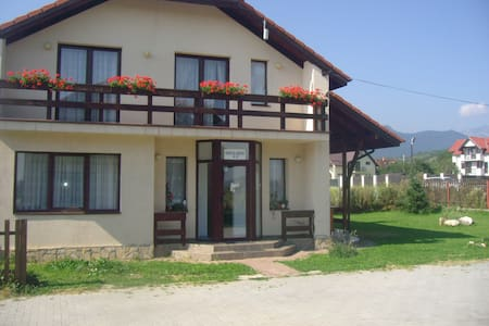 A COZY VILLA AT THE BEST PRICE,BRAN - Tohanu Nou, Bran  - Ház