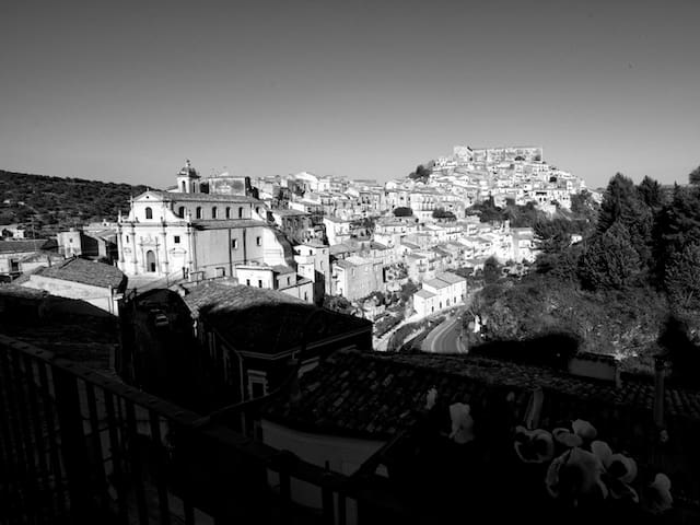 Panorama Ragusa Ibla