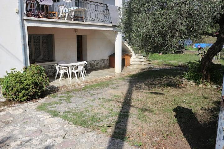 Petit gîte à Ruoms, au centre du Sud Ardèche