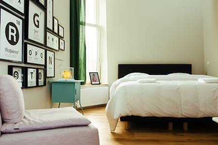 Designer Room at King Kong Hostel - Rotterdam - Bed & Breakfast