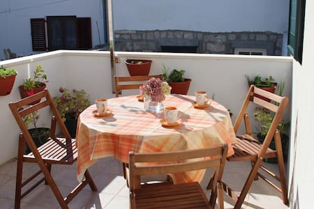 Holiday flat for 6 on Lopud - Apartment