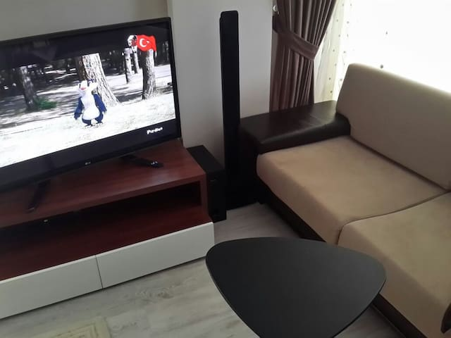 Duplex with Garden in Kocaeli - Derince - House