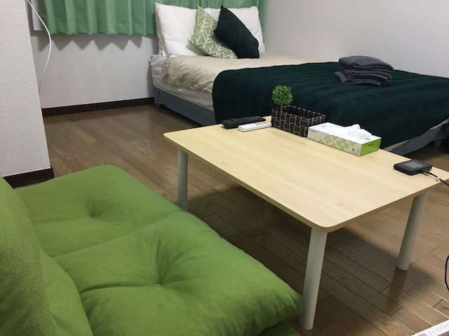 HOYO東京Shibuya#101+WiFi/10min from Shibuya Station