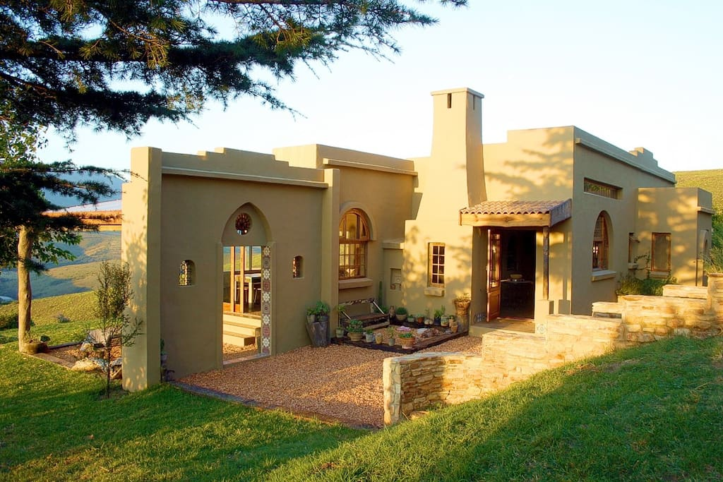 Main dwelling (3 double bedrooms)