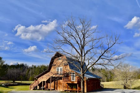 The Hayloft Sky Cabin at Country Manor Acres - Townsend - Pis