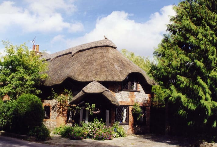 15th Century Thatched Cottage