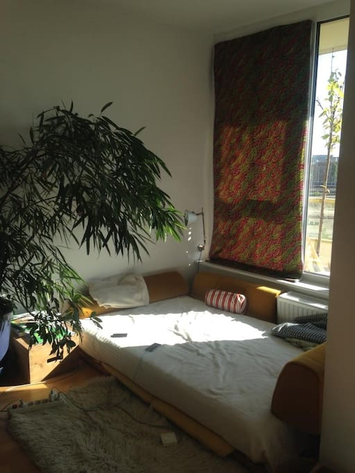 Cosy niche in livingroom