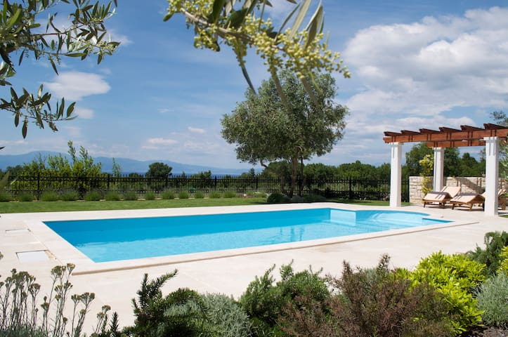 Villa Cassiopeia 4* with Private Pool and Sea View