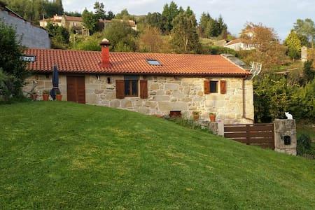Acogedora casa rural en Parada - Pontevedra