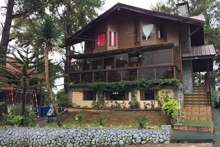 BestBaguio Ambiance Entire BIGHouse w/Mountainview