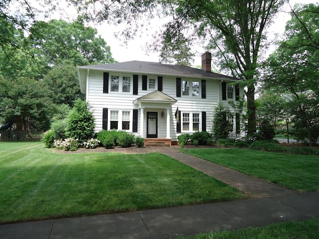 Classic Myers Park -Superb Location - Charlotte - House